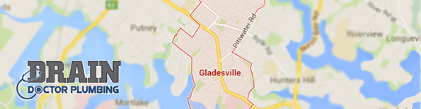Our plumbing service is available in Gladesville