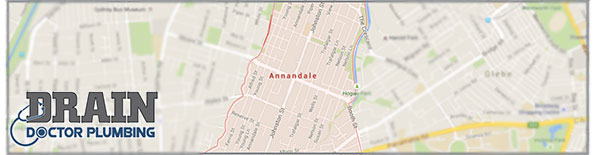 our plumbing service is available in annandale